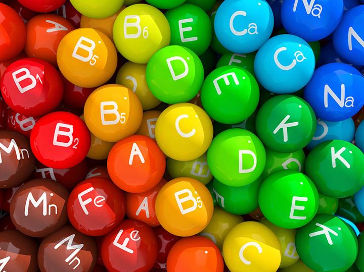 витамины правильное питание