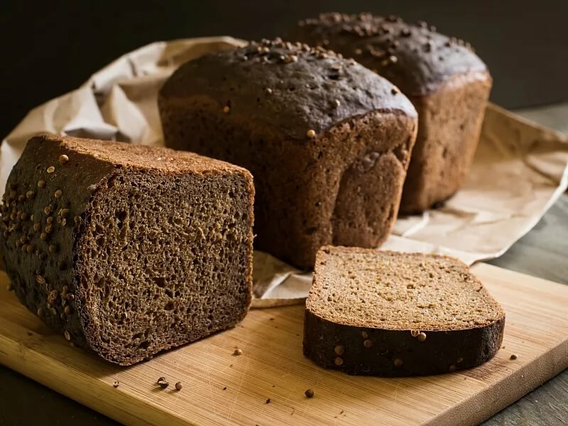 Хлеб Бородинский 500г