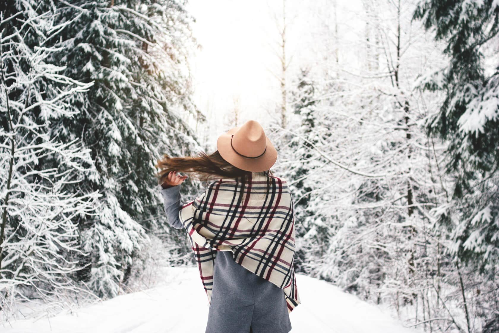 Зимние выходные в Подмосковье