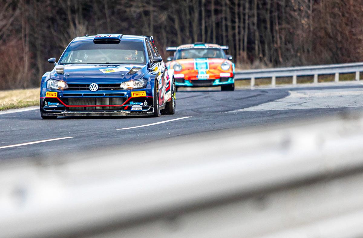 Николай Грязин и Константин Александров, VW Polo GTI R5, Kowax Valašská Rally ValMez 2021
