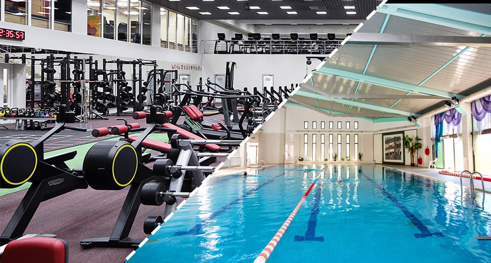 Лучше бассейн или тренажерный зал для похудения