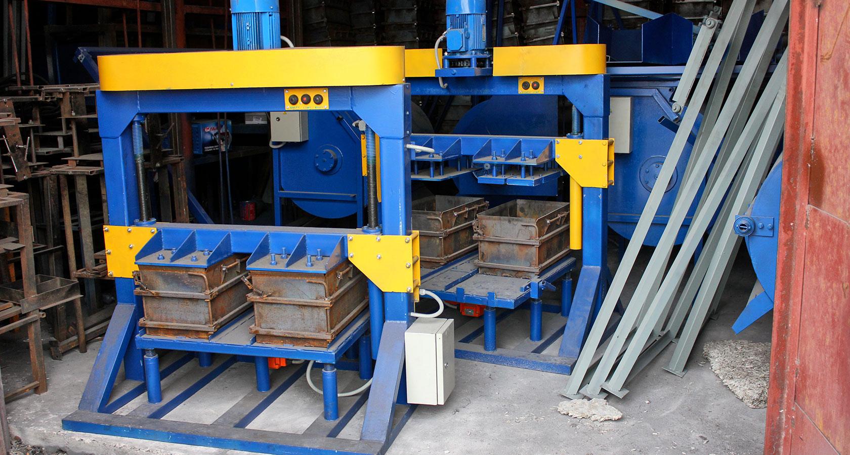 арболитовые блоки станки для производства