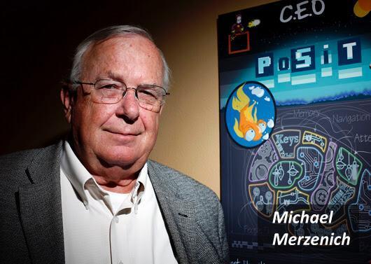 Майкл Мерцених, профессор неврологии из Калифорнийского университета в Сан-Франциско (США)