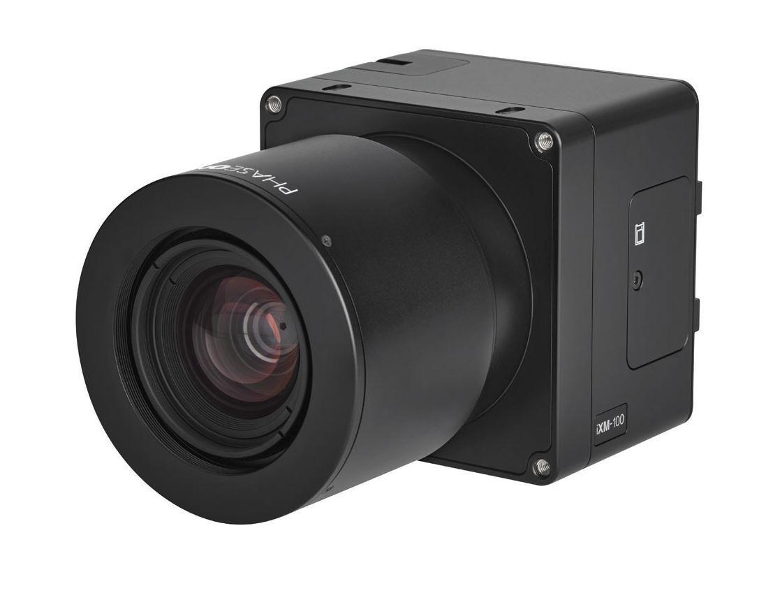 100-megapixel Phase One iXM-100 camera