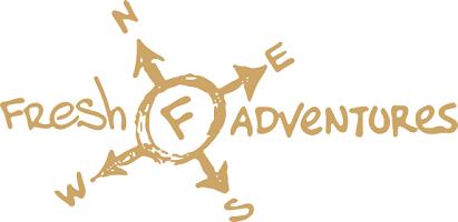 logo fresh adventures