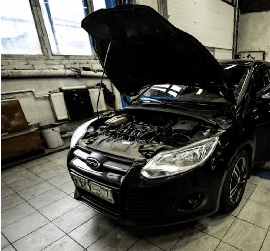 Ремонт форд фокус с картинками