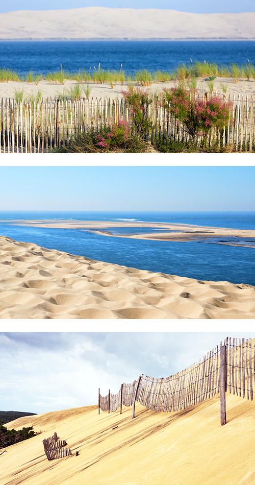 Место где море встречается с пустыней