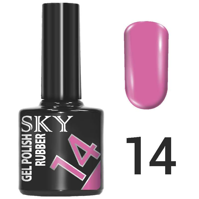 Sky gel №14