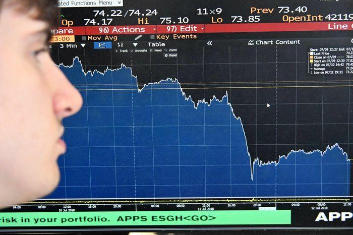 Evergrande и ещё 7 причин снижения фондового рынка