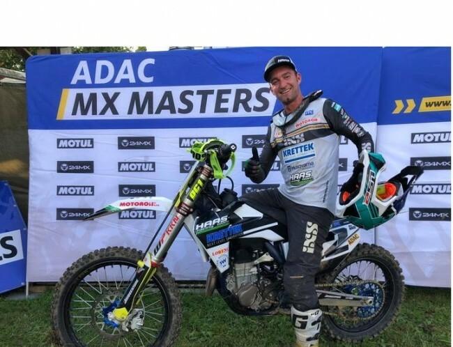 ADAC MX Masters 2021: Результаты и видео 5-го этапа в Reutlingen (суббота)