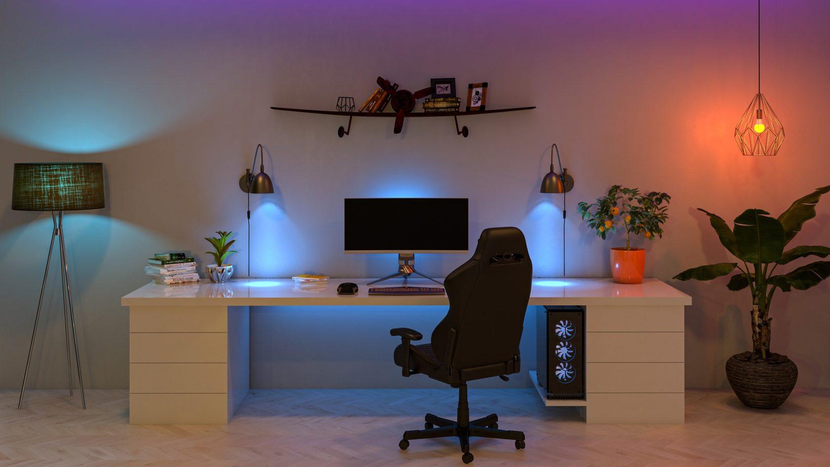 Игровая мебель ИКЕА для геймеров   PlaymakerAgency.ru