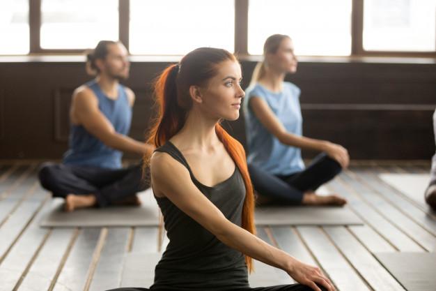 Личный тренер по хатха йоге