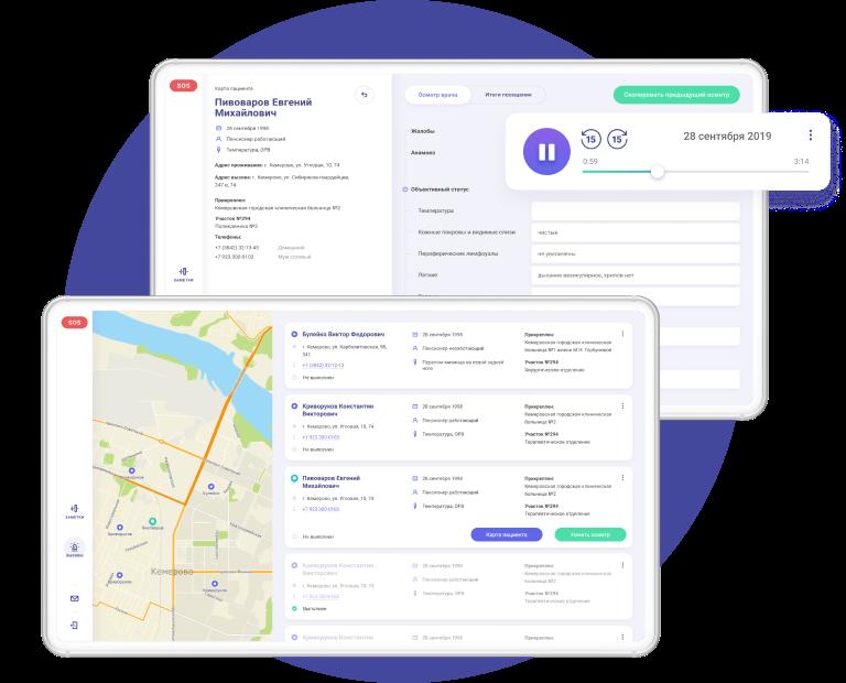 веб дизайн интерфейса сайта