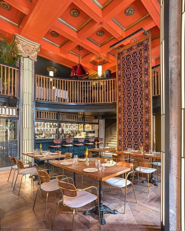 Ресторан Farang, Москва