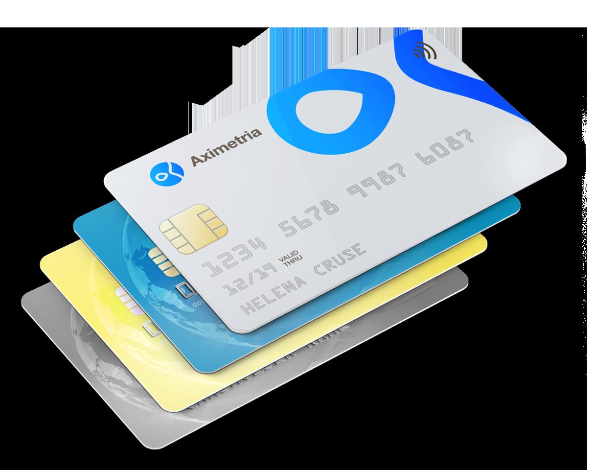 A crypto-centric mobile banking of the future | Aximetria com