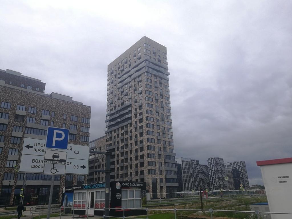 Приемка квартиры в ЖК «Город на реке Тушино-2018»