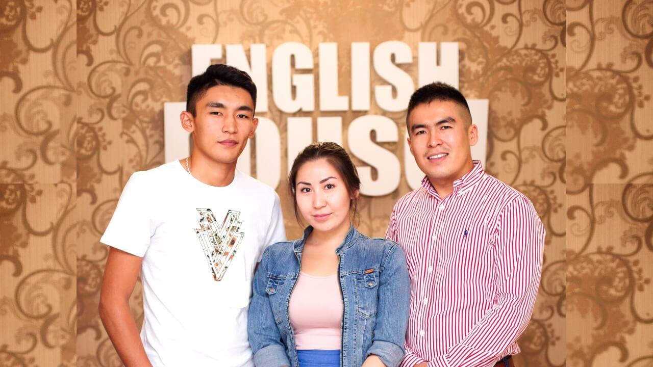Курсы английского языка в Шымкенте
