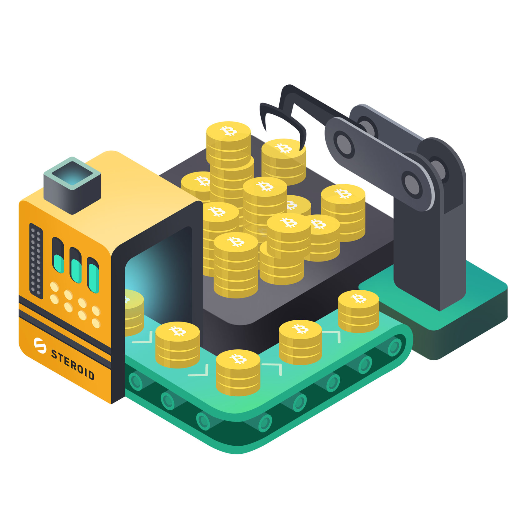 STEROID - Profitable bot for Bitmex  Try for FREE!
