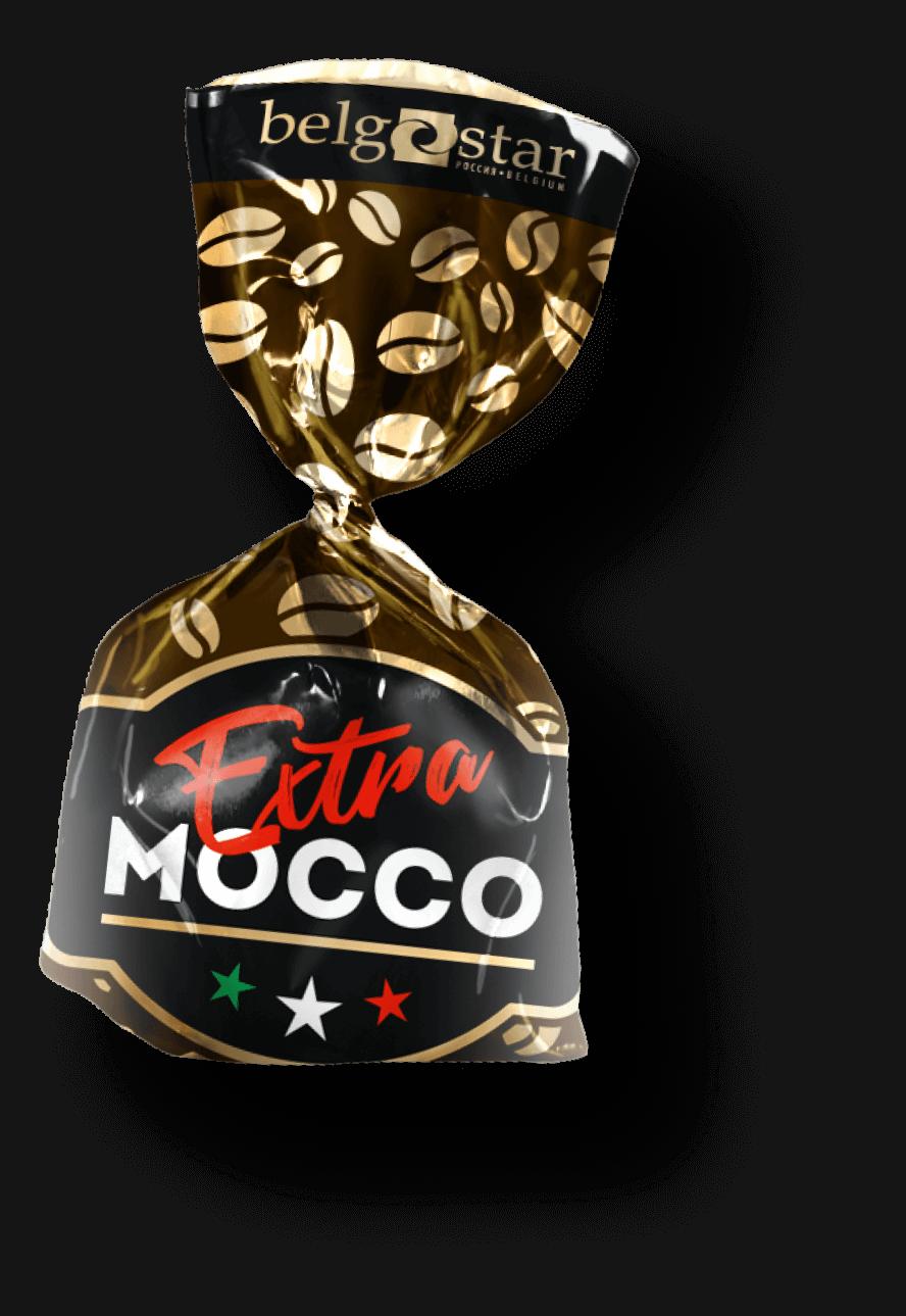 Belgostar Extra MOCCO糖果