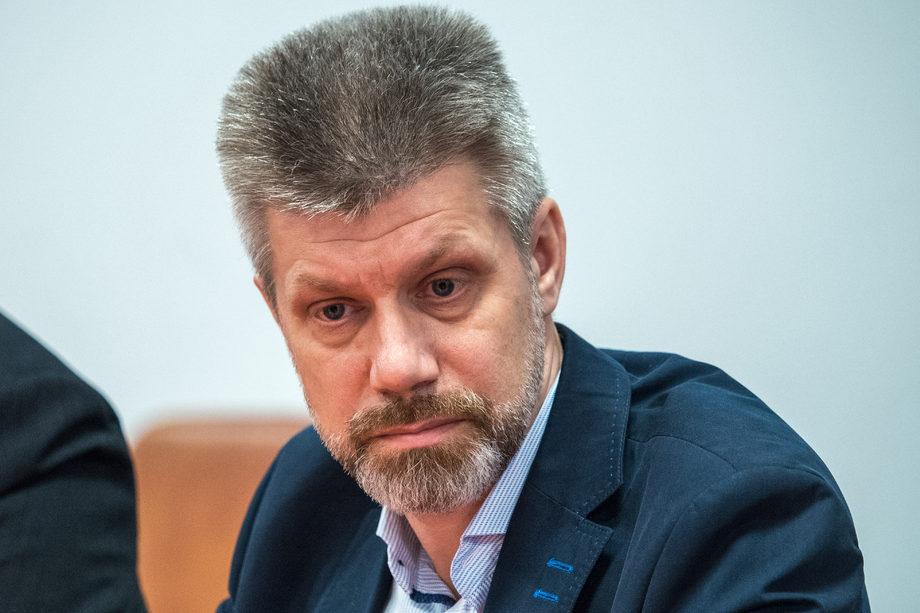 председатель правления Национального кровельного союза Александр Дадченко