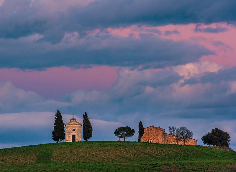 Фототур по Тоскане, классика фотографии