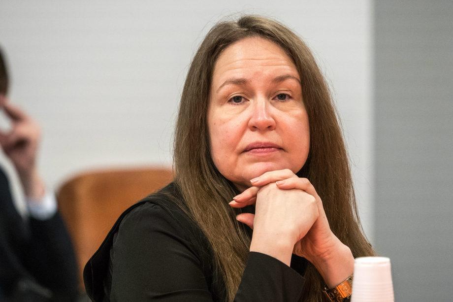 Руководитель департамента «ЖКХ-Контроль» Алла Бредец