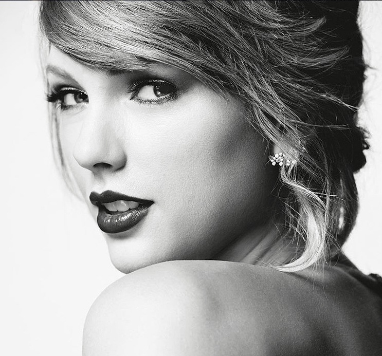 Taylor Swift: 109 million followers
