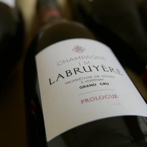 Champagne J.M. Labruyère Prologue NV