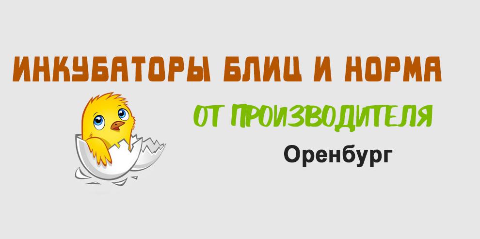 ИНКУБАТОРЫ ОТ ПРОИЗВОДИТЕЛЯ (г.Оренбург)