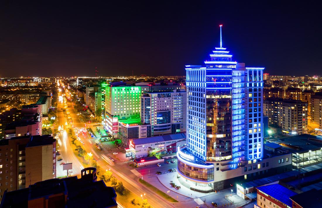 Город тында амурской области фото балконах