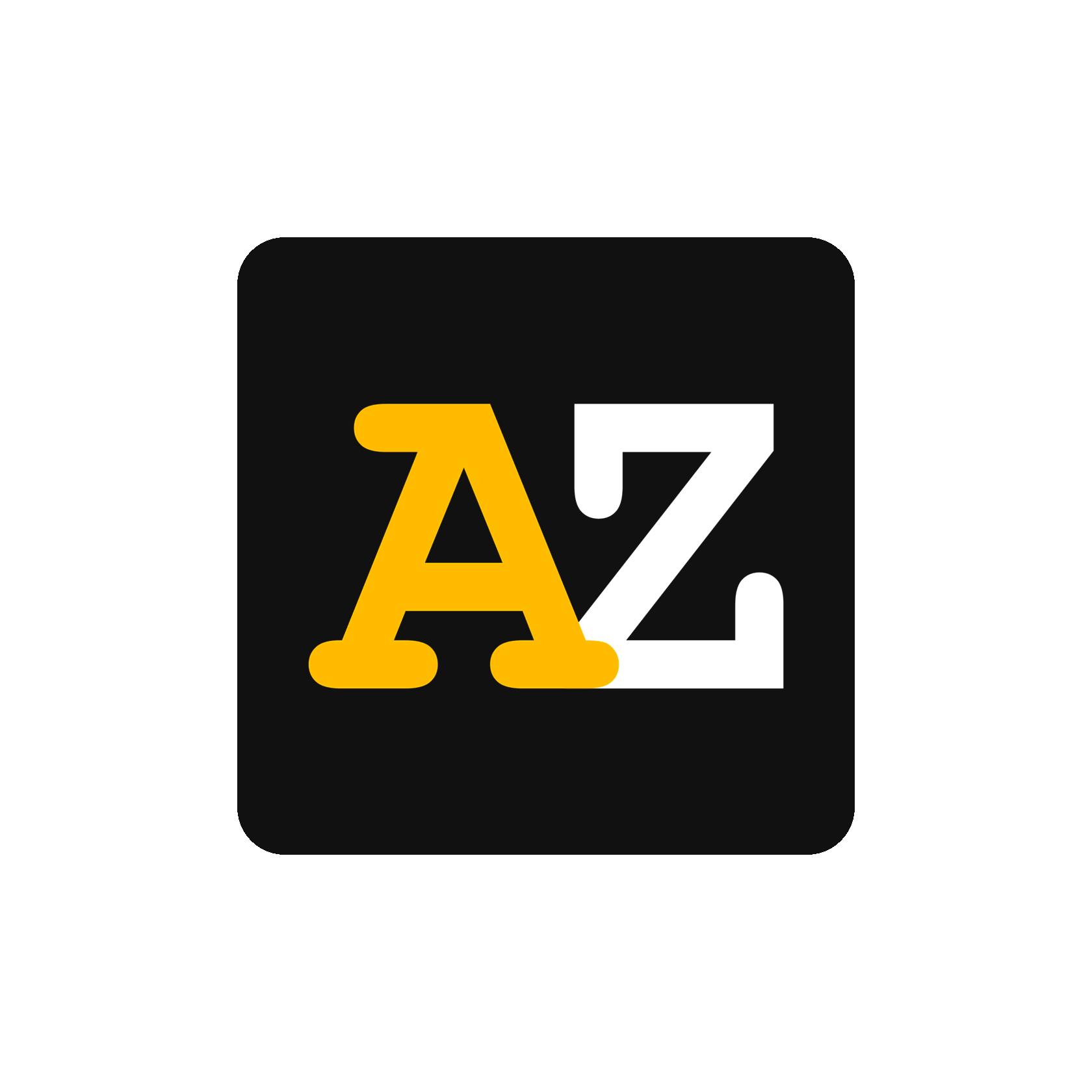 Plataforma AZ de Aprendizagem