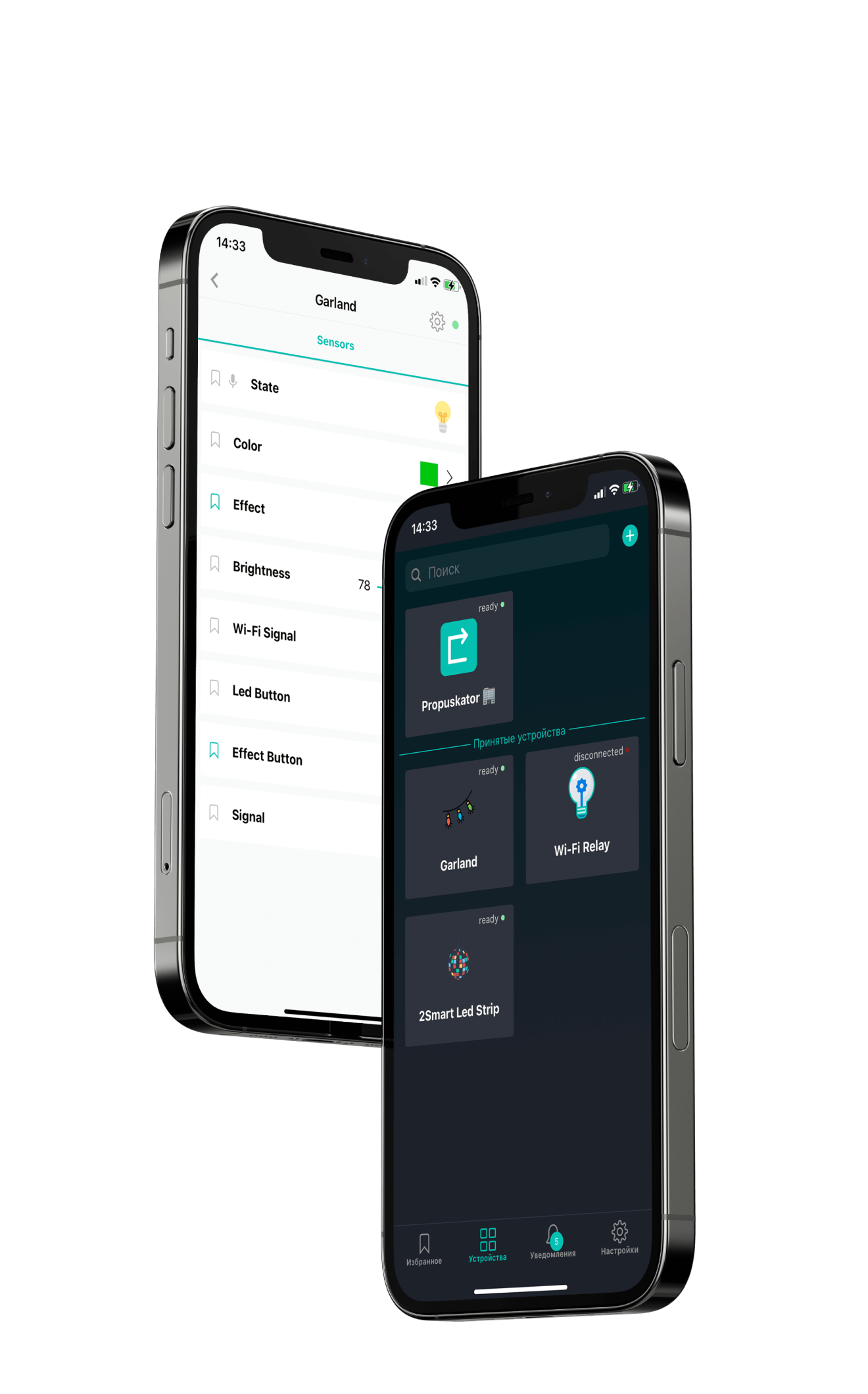 Одно приложение – для множества устройств