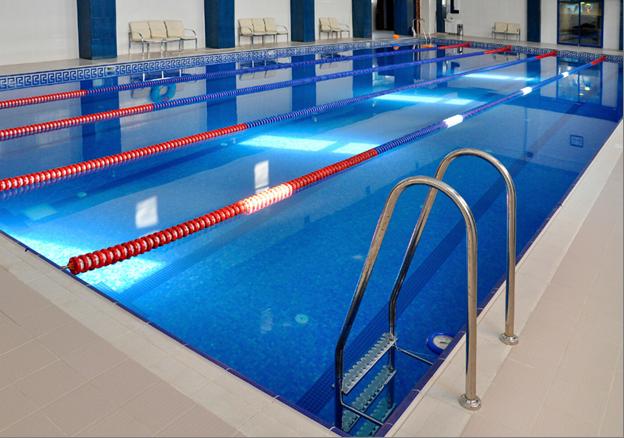 Оборудование и инвентарь для оснащения бассейнов