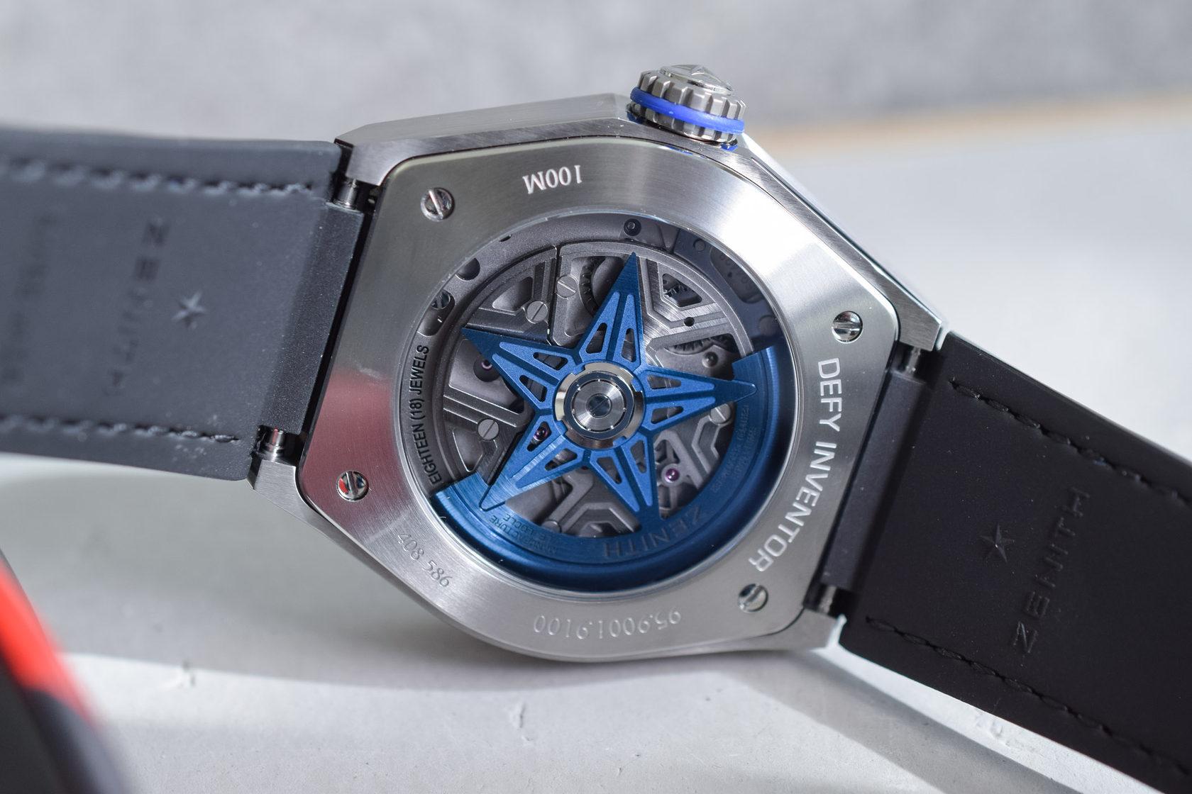Новый Zenith Defy Inventor - Продать часы Zenith