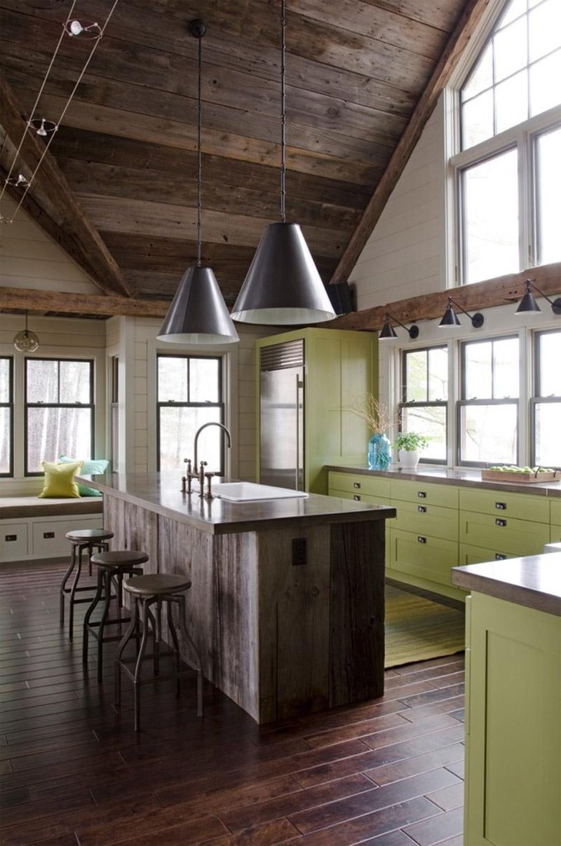Дизайн кухни. Выбор цветовой гаммы