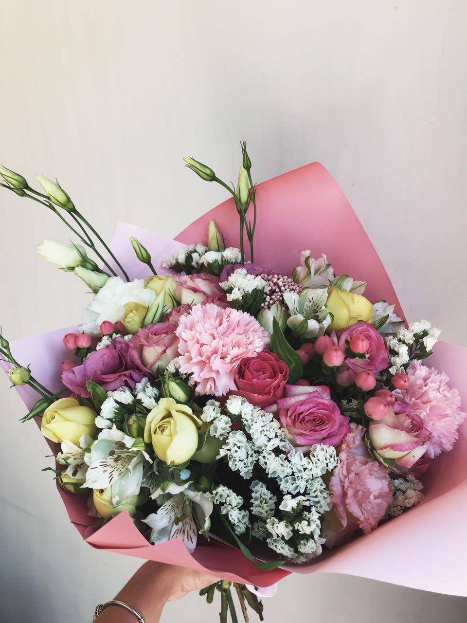 Цветы бамбук, доставка цветов самара отзывы