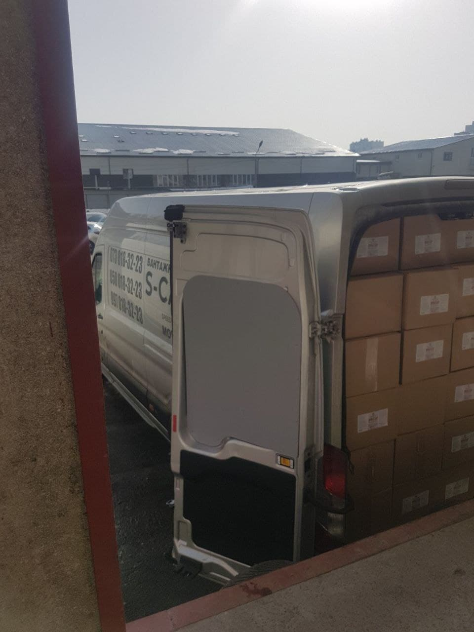 изображение перевозка коробок