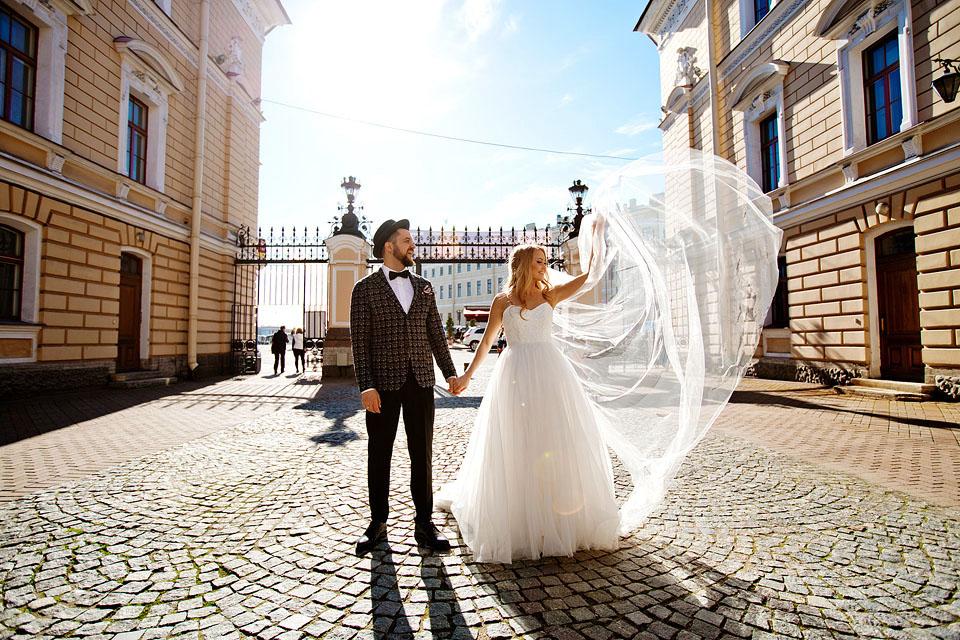 Красивые свадебные фото в гомеле