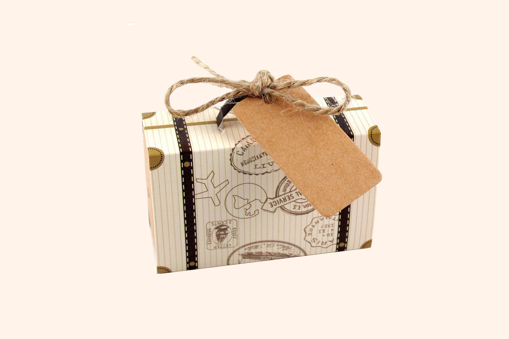 Тематическая упаковка подарка