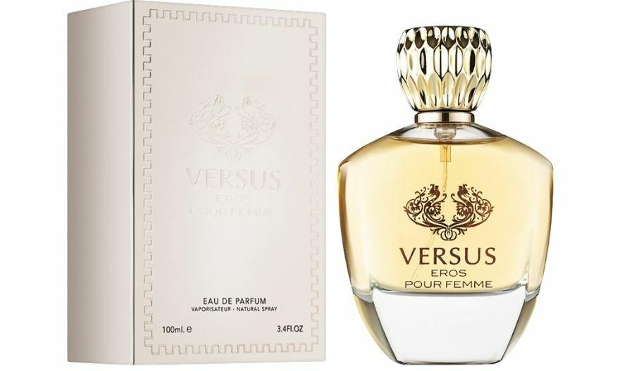 Versus Eros Pour Femme by Fragrance World - Arabian, Western and Middle East Perfumes - Muskat Gift Shop Kenya