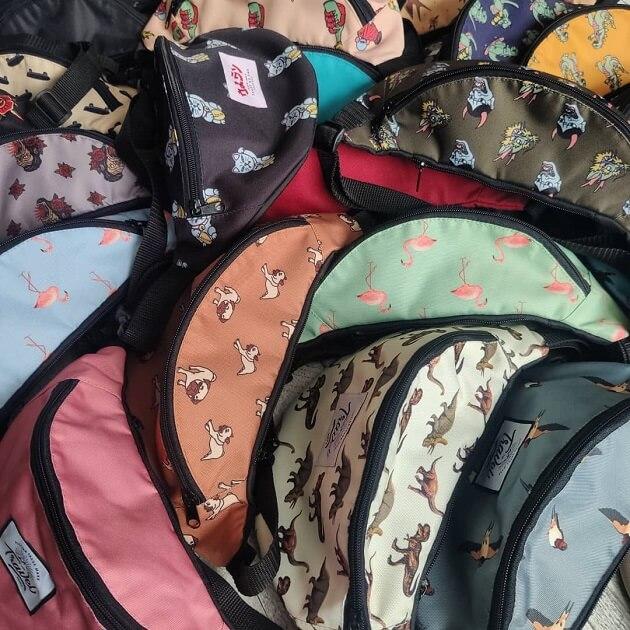 Поясные сумки Travel и Oldy