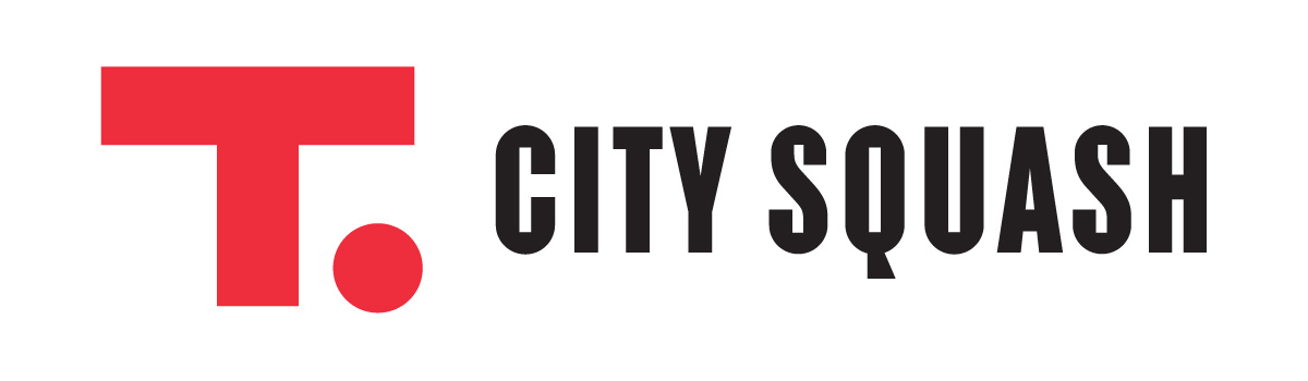 Logo City squash