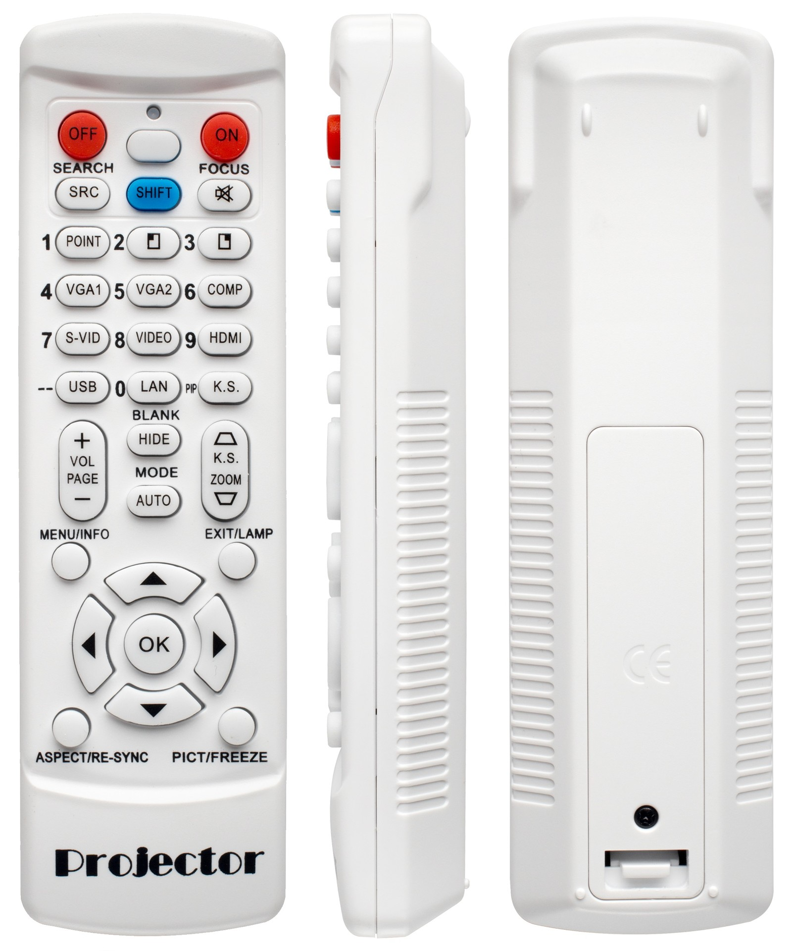 RCCreator - USB Programmable Universal Remote Controls