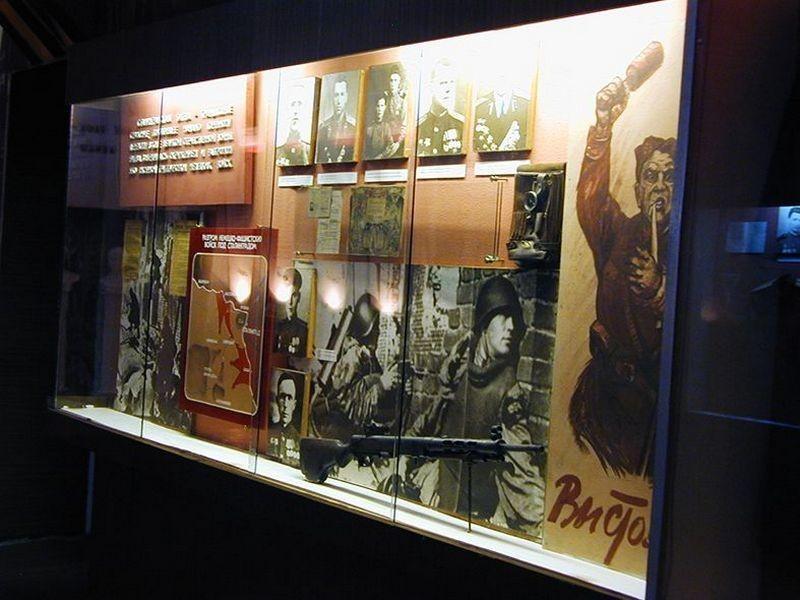 Картинка музея боевой славы в полоцке