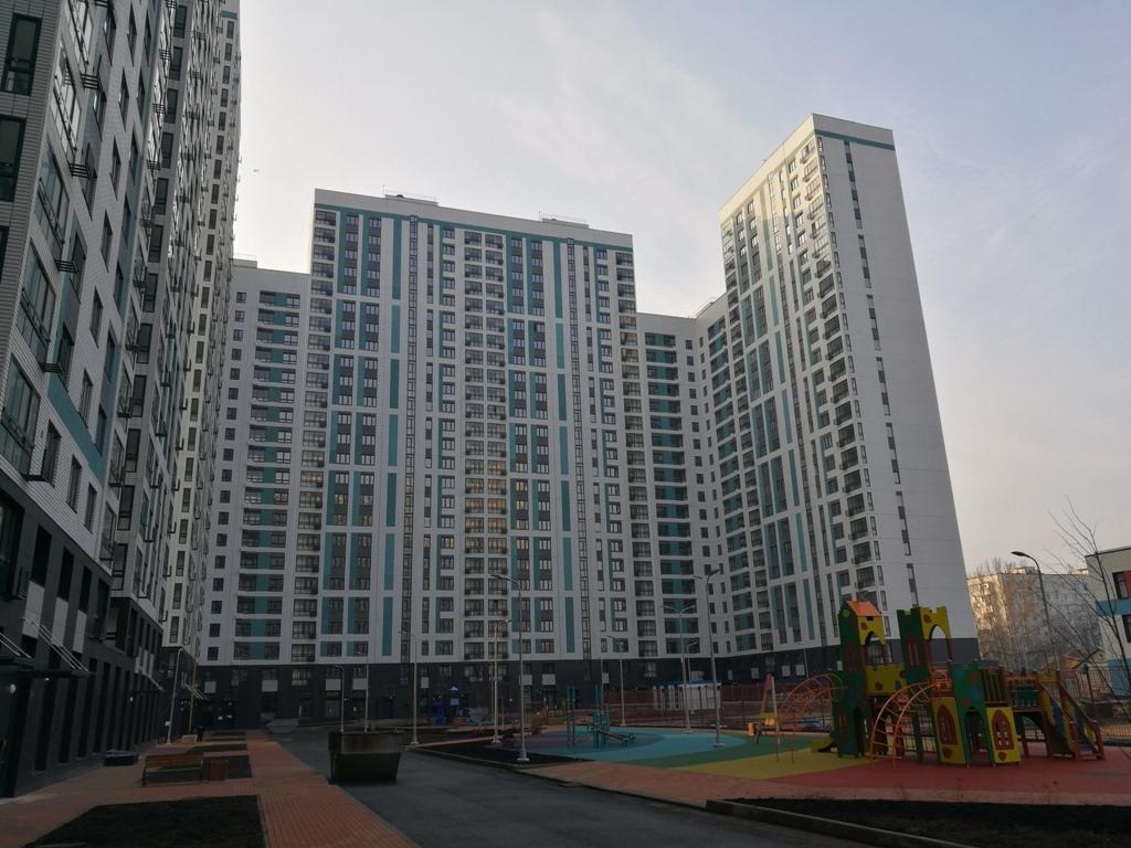 Приемка квартиры в ЖК «Семеновский парк»