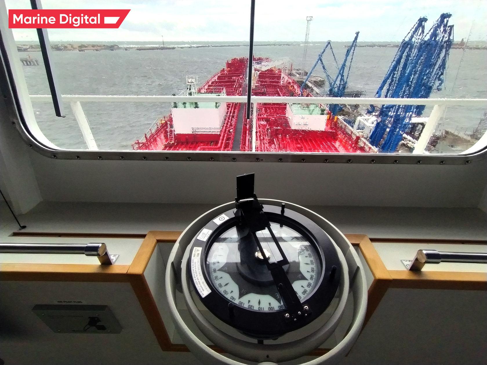 Оптимизация маршрута судна