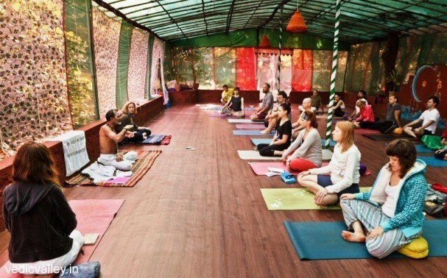 Йога семинар Киев