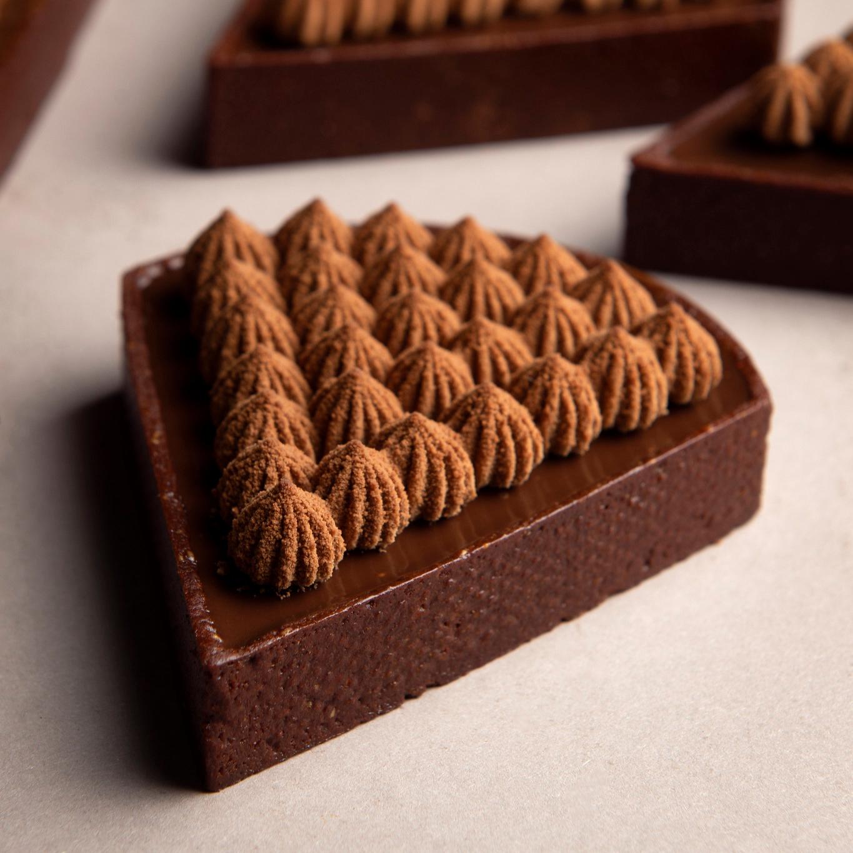 Chocolate Island tartlet