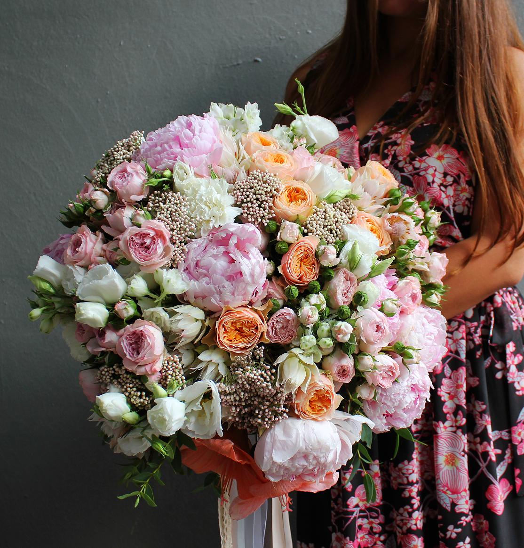 Полярные, купить огромный букет цветов москва