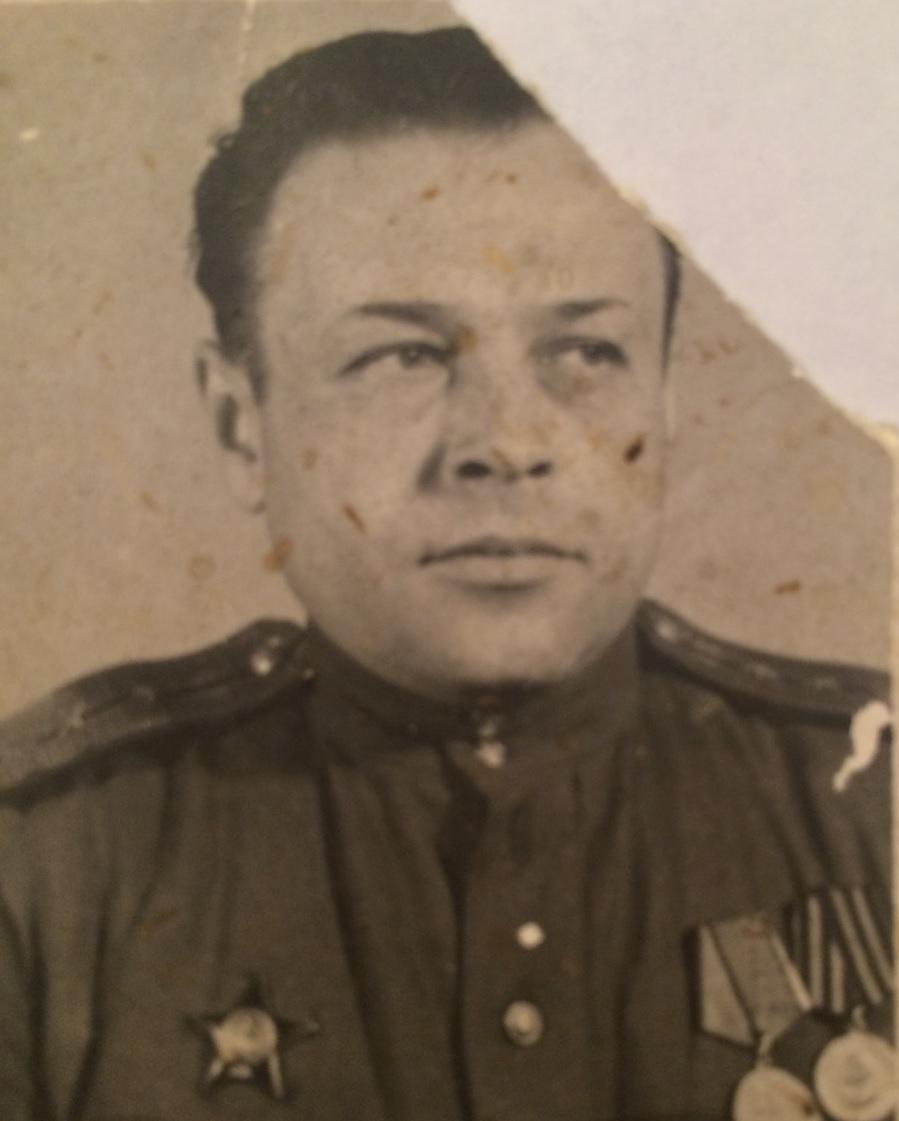 Александр Анисимович Дубровский (1911-1954)